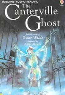 Picture of a book: The Canterville Ghost (Usbourne Young Reading : Series Two)
