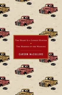 Picture of a book: The Heart Is a Lonely Hunter / The Member of the Wedding