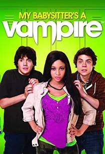 Picture of a TV show: My Babysitter's A Vampire