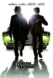 Picture of a movie: The Green Hornet