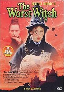 Picture of a TV show: The Worst Witch