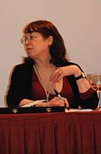 Picture of an author: Diane Duane
