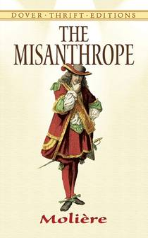 Picture of a book: The Misanthrope