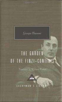 Picture of a book: The Garden Of The Finzi-Continis