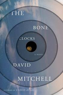 Picture of a book: The Bone Clocks