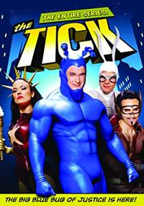 Picture of a TV show: The Tick