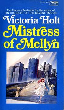 Picture of a book: Mistress Of Mellyn