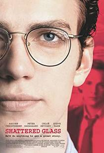 Picture of a movie: Shattered Glass