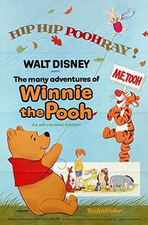 Picture of a movie: The Many Adventures Of Winnie The Pooh