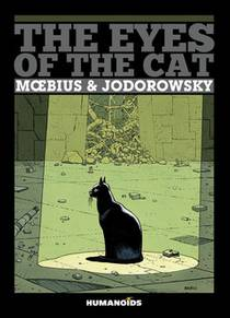 Picture of a book: The Eyes of the Cat