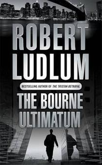 Picture of a book: The Bourne Ultimatum