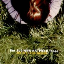 Picture of a band or musician: The Juliana Hatfield Three