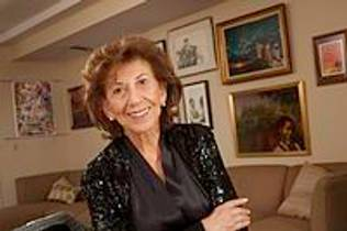 Picture of an author: Bette Greene