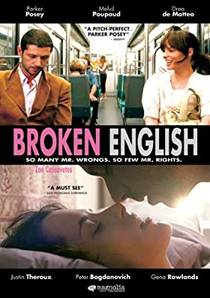 Picture of a movie: Broken English