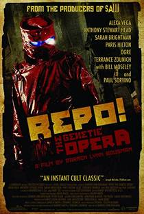 Picture of a movie: Repo! The Genetic Opera