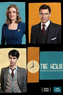 Picture of a TV show: The Hour