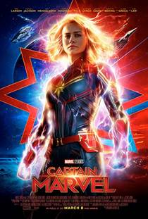 Picture of a movie: Captain Marvel