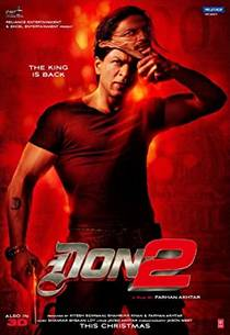 Picture of a movie: Don 2