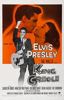 Picture of a movie: King Creole