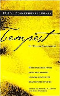 Picture of a book: The Tempest