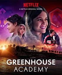 Picture of a TV show: Greenhouse Academy