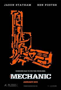 Picture of a movie: The Mechanic