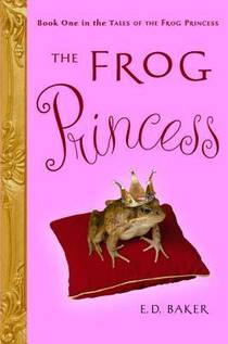 Picture of a book: The Frog Princess