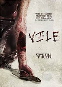 Picture of a movie: Vile