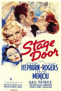 Picture of a movie: Stage Door