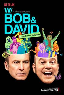 Picture of a TV show: W/ Bob And David