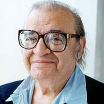 Picture of an author: Mario Puzo