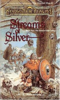 Picture of a book: Streams Of Silver
