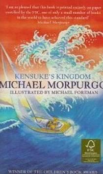 Picture of a book: Kensuke's Kingdom