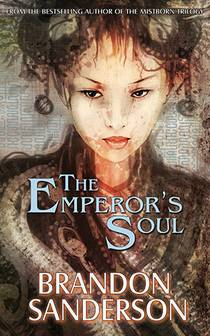 Picture of a book: The Emperor's Soul