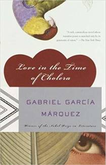 Picture of a book: Love In The Time Of Cholera