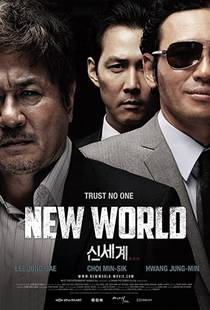 Picture of a movie: New World