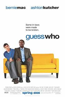 Picture of a movie: Guess Who
