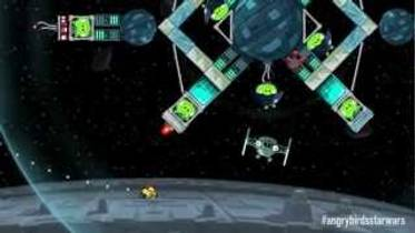 Picture of a game: Angry Birds Star Wars