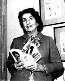 Picture of an author: Helen Macinnes