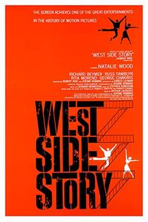 Picture of a movie: West Side Story