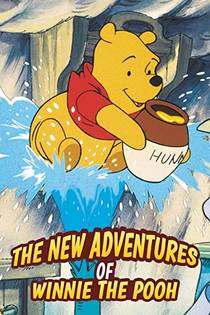 Picture of a TV show: The New Adventures Of Winnie The Pooh
