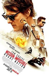 Picture of a movie: Mission: Impossible – Rogue Nation