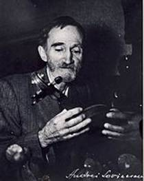 Picture of an author: George Bacovia