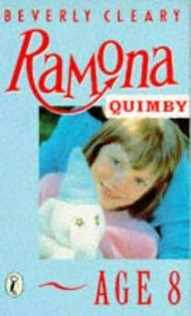 Picture of a book: Ramona Quimby, Age 8