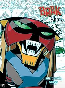 Picture of a TV show: The Brak Show