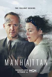 Picture of a TV show: Manhattan