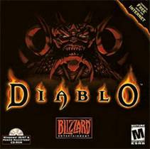 Picture of a game: Diablo