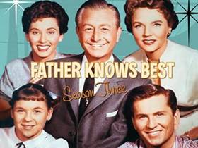 Picture of a TV show: Father Knows Best