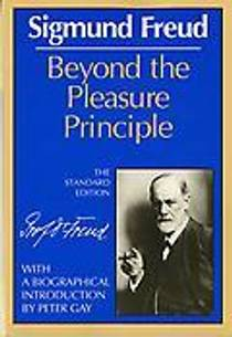 Picture of a book: Beyond The Pleasure Principle