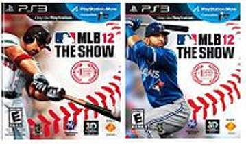 Picture of a game: Mlb 12: The Show